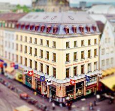 Spielzeug Welten Museum Basel: Startseite