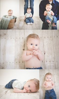 Bethney Backhaus Photography | Tavares, FL Baby Photographer | 3 Month Session