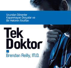 TEK DOKTOR YAZAR:BRENDAN REİLLY TARİH:Eylül 2015 İstanbul basımı...Dr. Reilly'nin hastaları ve yakınları ciddi tehlikeler atlatır, yürek parçalayan kararlarla boğuşur ve tıbbın iyileştirme gücünün sınırlarıyla yüzleşirken Tek Doktor parçalara ayrılmış, insani yönünü yitirmiş, ticaret odaklı ve gerçek ilginin zor bulunduğu sağlık hizmeti sistemini bütün çıplaklığıyla gözler önüne seriyor.Gerçekleri doktorun ağzından dinliyoruz...