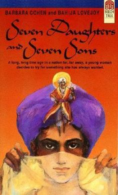 Seven Daughters and Seven Sons - Barbara Cohen; one of the best novels of all time!!!! Ne of my favorites ;)