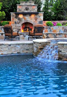 Most Beautiful Backyard Ever!