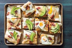 Eggs are cooked directly on the dough during the final stages of baking to make this incredible brunch-ready focaccia.