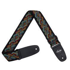Hawaiian Style/Ukulele Neck Strap//Clip On Ukulele Strap Soft Printed Adjustable/Retro Ethnic Style Printed Adjustable Ukulele Strap UKU - C2 Geometry Ukulele Strap