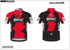 BMCレーシングチームがスイスのアソス社と契約し、来季の新チームジャージを発表! サイクルスポーツのニュース | サイクルスポーツ.jp