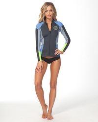 DAWN PATROL L S JACKET. Womens WetsuitSurf StyleRip CurlZipSurf FashionLong  SleeveSwimsuitsJacketsHow ... b52391f46
