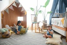 kid's room with Eclat Furniture