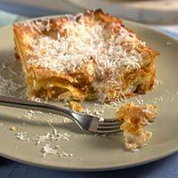 acorn squash lasagna- sure why not try.