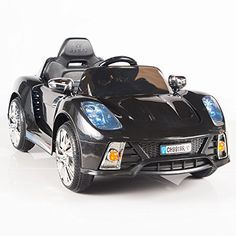 12V Ride On Car Kids W MP3 Electric Battery Power Remote Control RC Black >>> Check this awesome product by going to the link at the image.Note:It is affiliate link to Amazon. #KidsSportGame