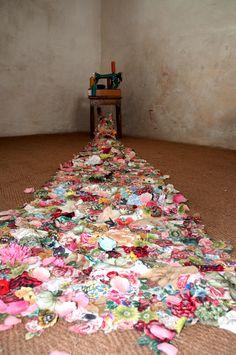 Carpet of Flowers - Amyisla McCombie