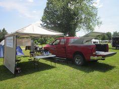 Setup at Havelock RPM show