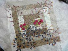 A Stitch In Time • Found on patchworkaruette.canalblog.com