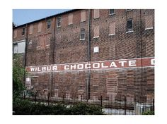 WIlbur Chocolate in Lititz - Lancaster, PA. Great chocolate. Been there and will return.