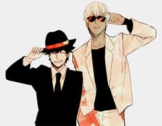 Zapp and Leo. :>