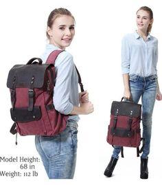 Leather Briefcase, Leather Backpack, Leather Bag, Canvas Laptop Bag, Work Handbag, Shoulder Bags For School, Vintage Canvas, Messenger Bag Men, Casual Bags