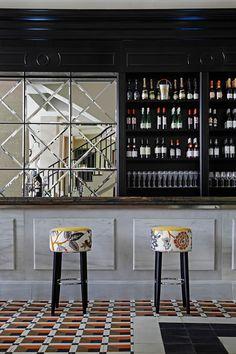 Restaurant Hispania, London