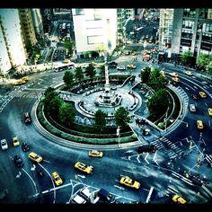 Columbus Circle-@adamjosephj