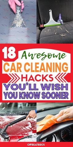Car Life Hacks, Car Hacks, Useful Life Hacks, Car Cleaning Hacks, Diy Cleaning Products, Cleaning Headlights On Car, Automotive Detailing, Automotive Solutions, Car Checklist