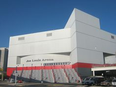 Detroit Red Wings - Joe Louis Arena (Detroit Michigan)