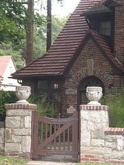 1000 images about tudor style architecture and details on Tudor style fence