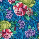 Tapestry Rose in Sapphire- Hapi by Amy Butler