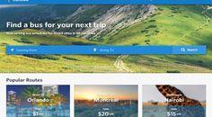 Canadian Start-Up Seeks to Streamline Bus Travel