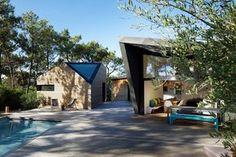 Casa de Vacaciones en Cap Ferret,© Takuji Shimmura