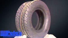 Carlisle Sport Trail Trailer Tire 20.5x8.0-10 (LRF)