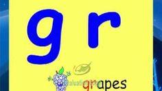 Blends  song (br, cr, dr, fr, gr, pr, bl, cl, ...)
