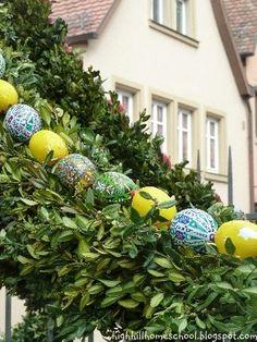 German Easter Markets