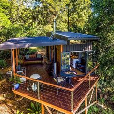 Tiny House Cabin, Tiny House Plans, Tiny House On Wheels, Tiny House Design, Tiny Houses, Casas Containers, A Frame Cabin, Tiny House Movement, Shipping Container Homes