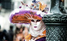 Italy Travel Experience Venice Carnival