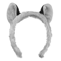 Wolf Wild Headbands at theBIGzoo.com, an animal-themed superstore.
