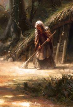 Crone by Wildweasel339