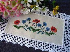 . Bargello, Chrochet, Embroidery Stitches, Needlework, Cross Stitch, Rugs, Sewing, Mavis, Linen Tablecloth