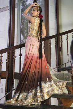 Pakistani Bridal Dresses Collection 2014 in Pakistan