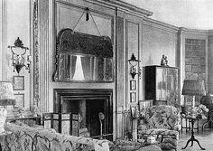 One Sutton Place | New York, NY. Mrs. W. K. Vanderbilt's Drawing Room (c. 1924).
