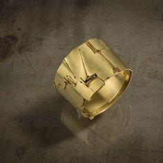 By Zschaler, Othmar Unique Necklaces, Unique Rings, Bangles, Bracelets, Leather Backpack, Tea Pots, Brooch, Pendant, Metal