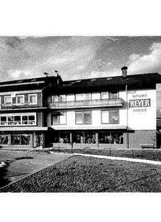 Guter Stil im Wandel der Zeit…  1924 - Robert REYER legt in Hallein (Salzburg) den Grundstein für ein Unternehmen, dessen Erfolgsgeschichte von Beginn an, mit kompromissloser Qualität und Leidenschaft verbunden war. In seiner kleinen Wagnerei fertigte er Ski, Rodeln und Trittroller – die typischen Freizeitartikel der Zwischenkriegszeit.