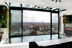 10 Luxurious Apartments With the Best Views of Paris - Photo Essays