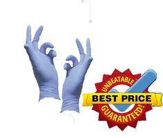 bulk nitrile gloves at wholesale prices