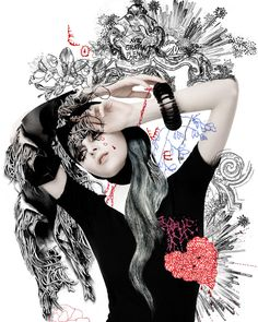 Giorgia Ricci Vanity Fair Illustration Fashion