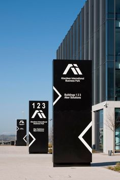 ... Keppie Design and Aker Solutions to design, manufacture and install all aspects of internal and external signage at the new Aberdeen International ...