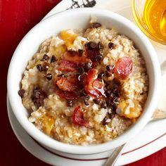 @La Farme / Anne Langendorfer Living 25 Favorite Fall Recipes - Oatmeal Heaven