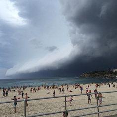 Epic storm #sydneystorm