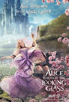 ALICE THROUGH THE LOOKING GLASS movie poster No.13