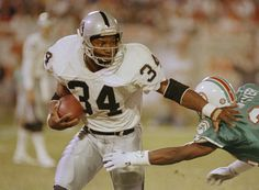 Bo Jackson, Oakland Raiders