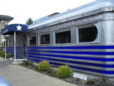 Big Star Diner on Bainbridge Island, WA. Classic! Was shown on Drive in's, Diner's and Dive's.