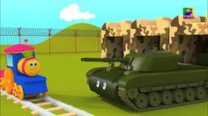 Bob o trem | Trem para crianças | Vídeos de crianças | Bob The Train | V...Hey miúdos hoje nós mostramos-lhe bebês todos os veículos importantes do exército que protegem nossas casas dia e noite. Os miúdos são realmente amando prestar atenção a vários veículos no acampamento do exército. Têm divertimento passeio da educação com Bob o trem!  #crianças #bebê #pais #toddlers #poesiainfantil #rimas #préescolar #jardimdeinfância #educaçãoescolaremcasa #aprendendo #berçáriorimas…