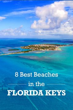 These eight beach destinations showcase the best of what the Florida Keys have to offer, from diving to kayaking to just plain sunbathing. Florida Vacation, Florida Beaches, Florida Keys Weather, Cool Places To Visit, Places To Go, Marathon Florida Keys, Florida Activities, Florida Travel Guide, Key West Vacations