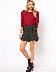 ASOS Skirt in Skater Style